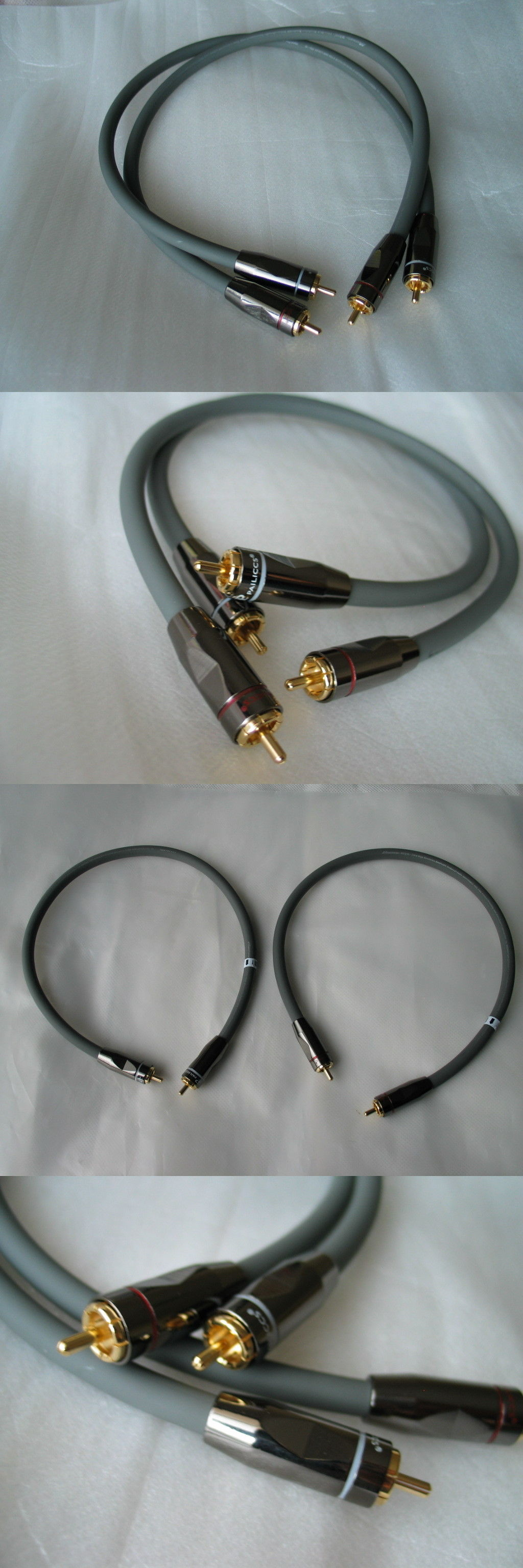 Audio Cables and Interconnects: .5M Monster Cable M-Series M850i ...