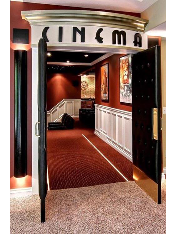 Home Theater Door Ht3007 In 2019 Home Theater Doors