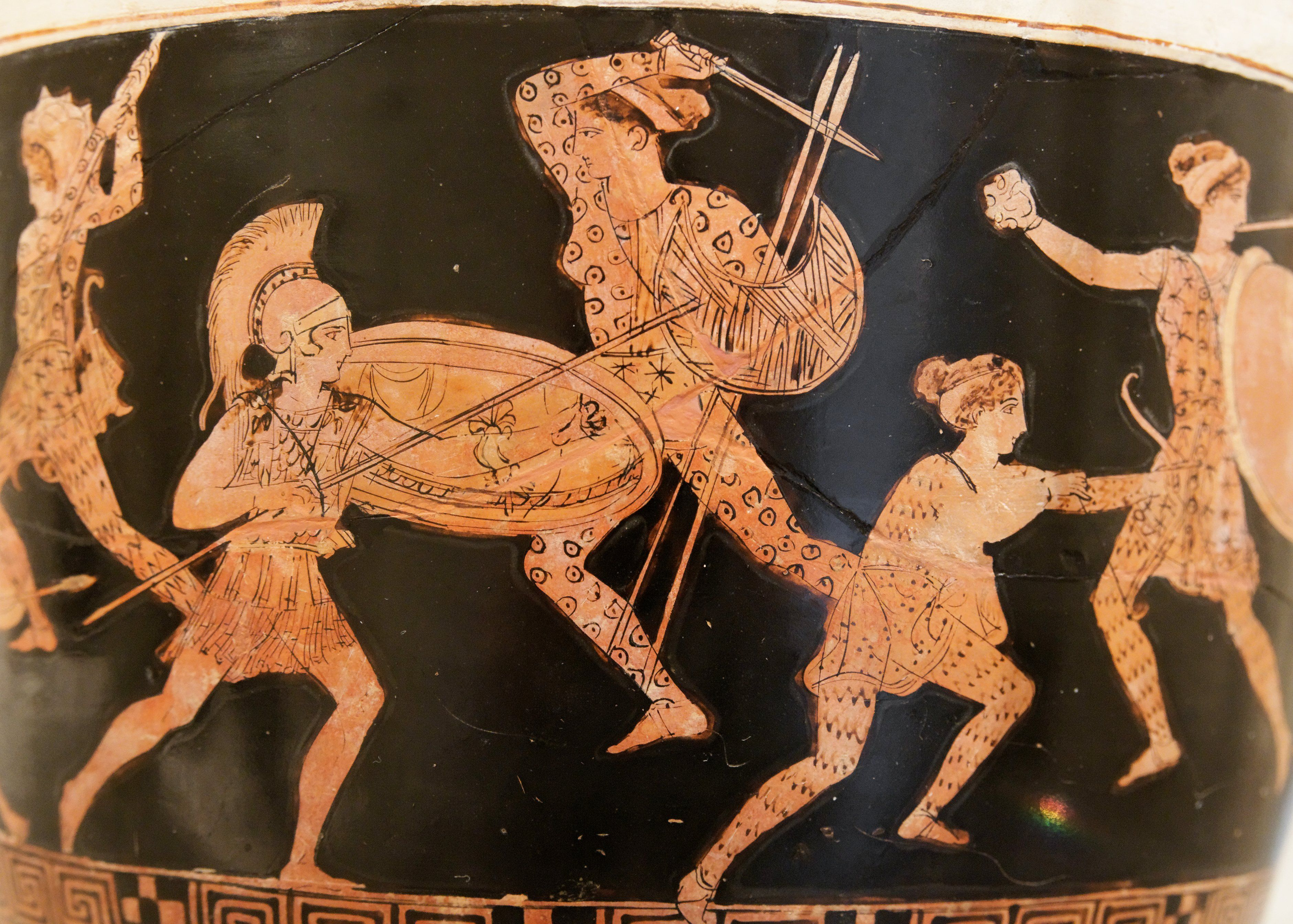 Greek Artwork | Vasos gregos, The wonders, Amazonas