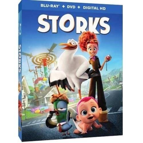 Storks Stream