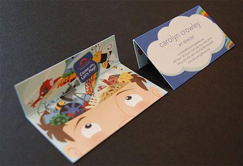 Illustrator Business Card Designs | Design - Name Card | Pinterest ...