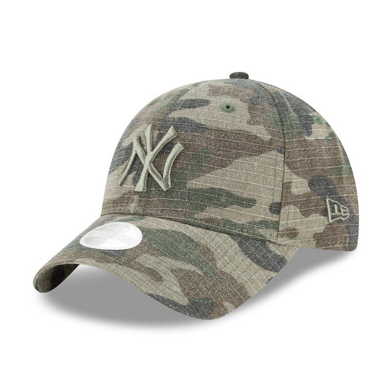 f93c0de5 New York Yankees New Era Women's Tonal Core Classic 9TWENTY ...