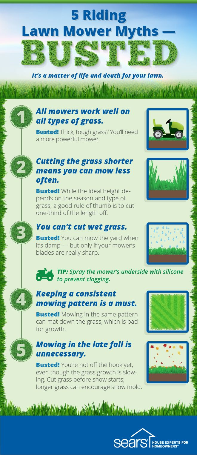 5 Common Riding Mower Mistakes We Re Busting The Most Common