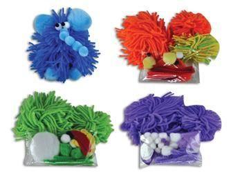 Yarn Buddy Craft Sets (one dozen)