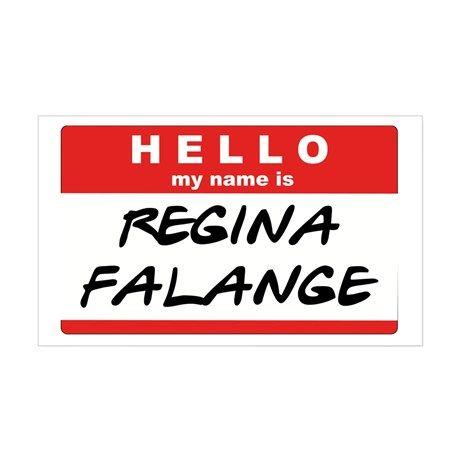 Regina Falange Sticker Rectangle In 2019 друзья
