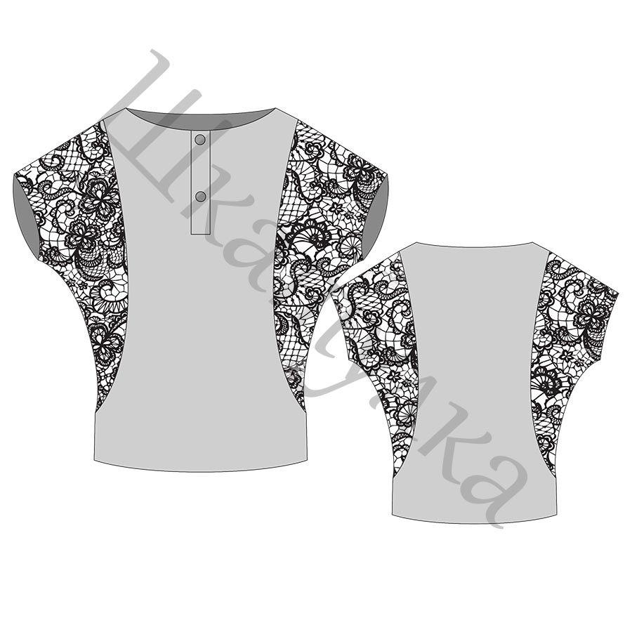 WT141117   Женская мода   Pinterest   Blusas, Costura y Camisas
