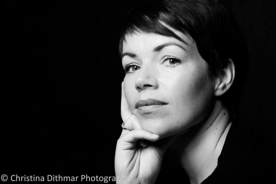 www.christina-dithmar-photography.co.uk  -The gorgeous Michelle - my first studio portrait victim.
