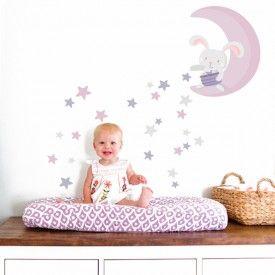 vinilos decorativos para bebs muy bonitos y dulces tienda vinilos online de modelos