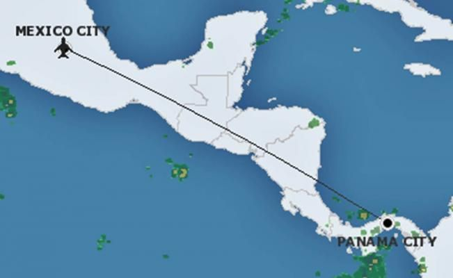 Avión de Copa Airlines que iba a México aterriza de emergencia en ... - El Universal