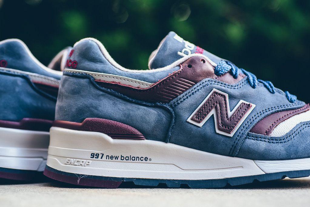New Balance 997 (Mid Century Modern) - Sneaker Freaker