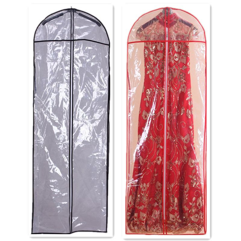 Long evening dress covers
