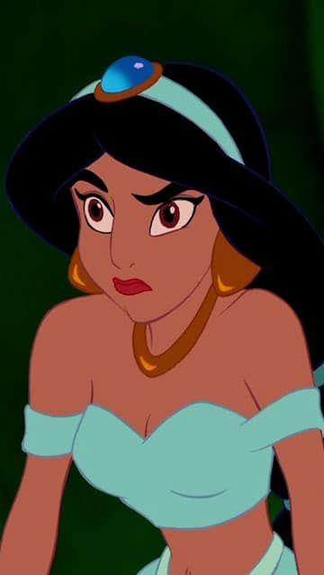 Imagenes de la princesa jazmin y aladdn enamorado  Disney  Princesa jazmn Princesas y Princesas disney