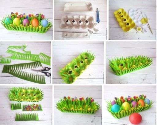 Great EASTER recipes and crafts