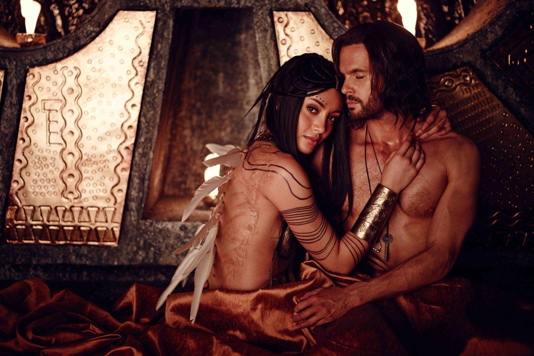 Imagini pentru Da Vinci's Demons tv series