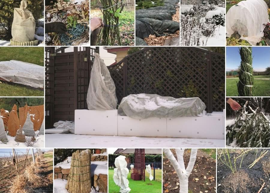 Jak Okrywac Rosliny Na Zime 15 Sposobow Zielony Ogrodek Outdoor Decor Outdoor Storage Box Outdoor Furniture