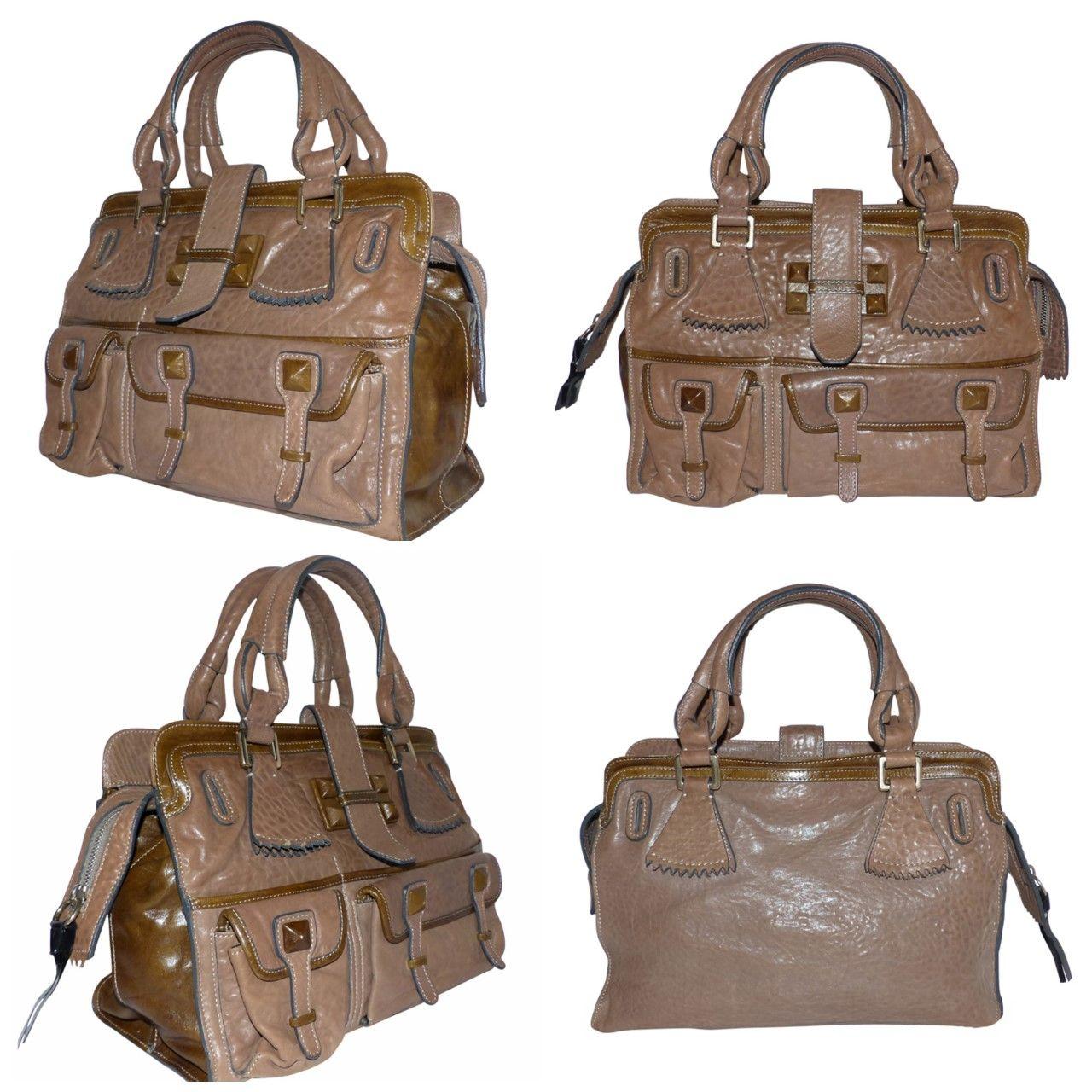 depot vente de luxe en ligne - Luxury Eshop online - CHLOE - SAC CABAS EN 3e93d17a4f7