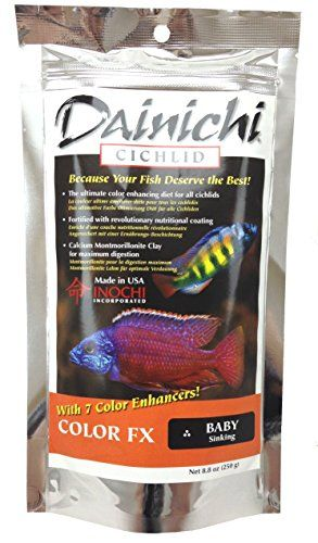 this is by far my favorite food to feed my african cichlids i won t