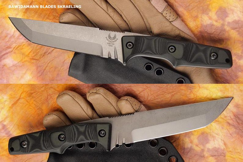 Bawidamann Blades