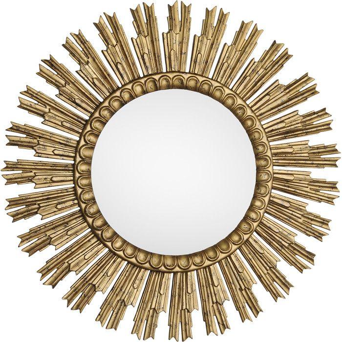 Barclay Butera Crown Wall Mirror