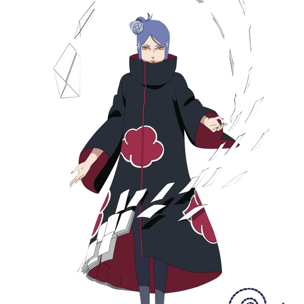 Konan-Akatsuki-wallpaper-00202-by-freenarutowallpaper.com ...