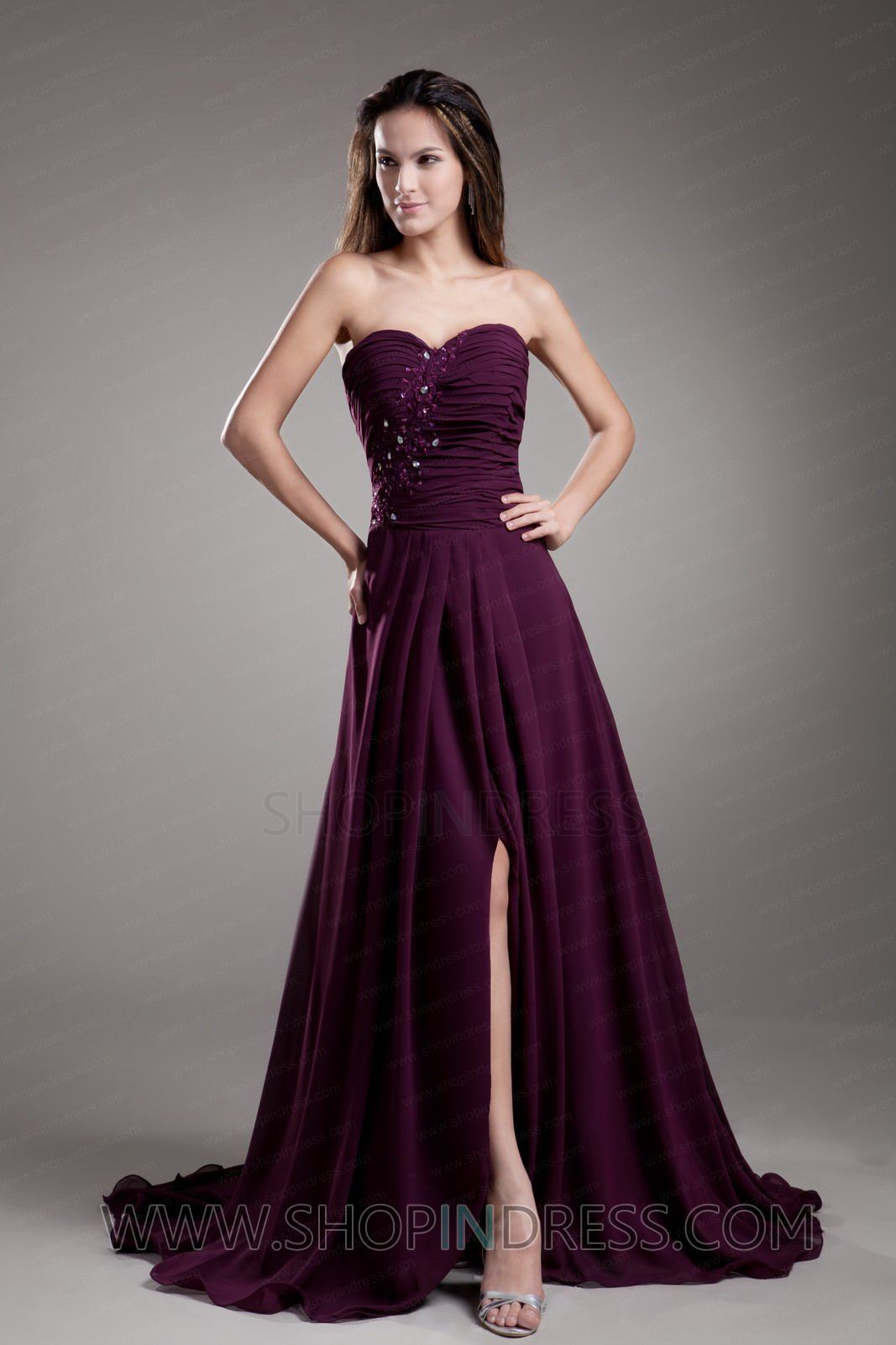 plum bridesmaid dresses - Google Search | Style: inventing my ...