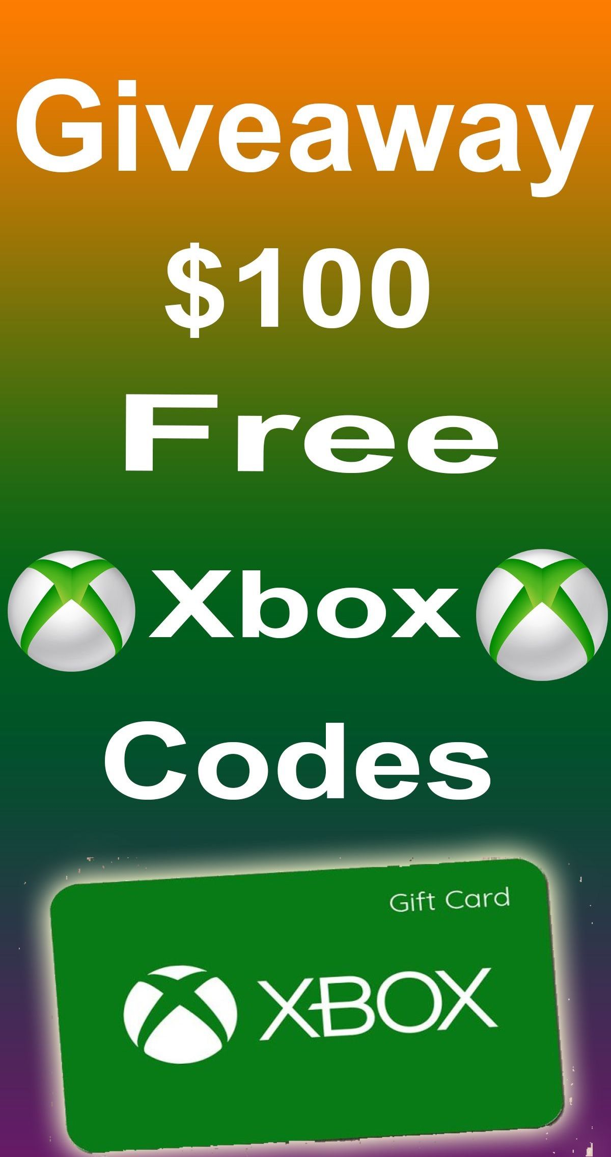 Pin on free xbox one gift card codes