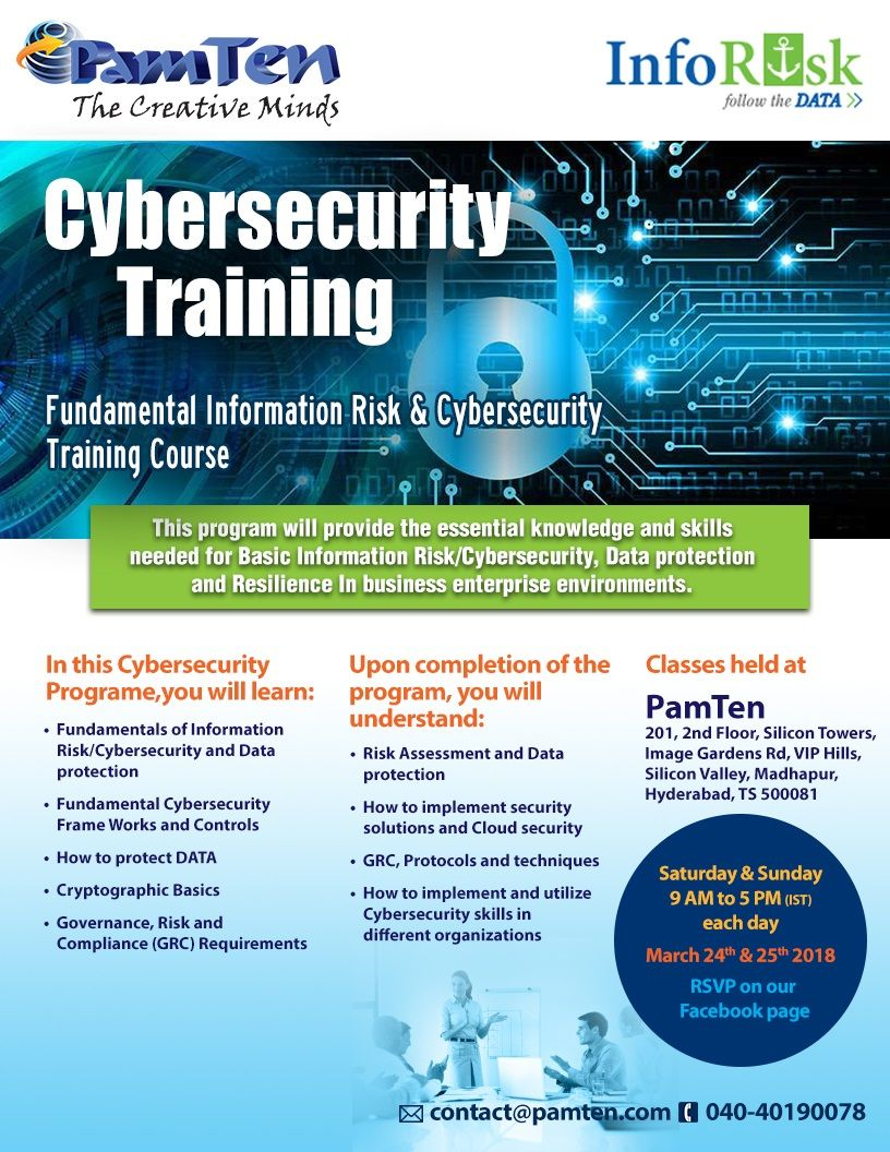 Protecting Your Company S Data Is Getting More Challenging Every Day It S Imperative To Know How To Ke Cybersecurity Training Security Training Cyber Security
