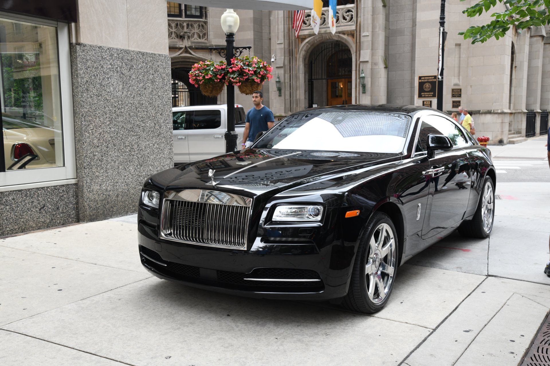 Used 2015 Rolls Royce Wraith Chicago Il Rolls Royce Rolls Royce Wraith Classic Cars