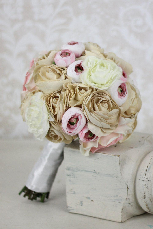 Shabby Chic Wedding Bouquets | BOUQUET SHABBY CHIC… PRIMA PARTE …