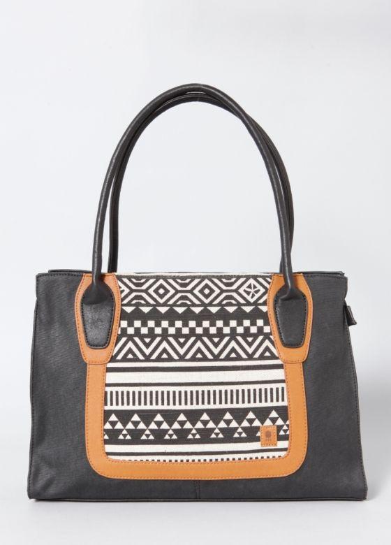 VIDA Tote Bag - Aztec by VIDA dUEEuj6q7