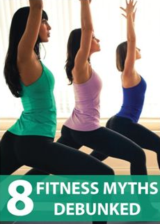 fitness myths debunked  yoga poses exercise yoga for