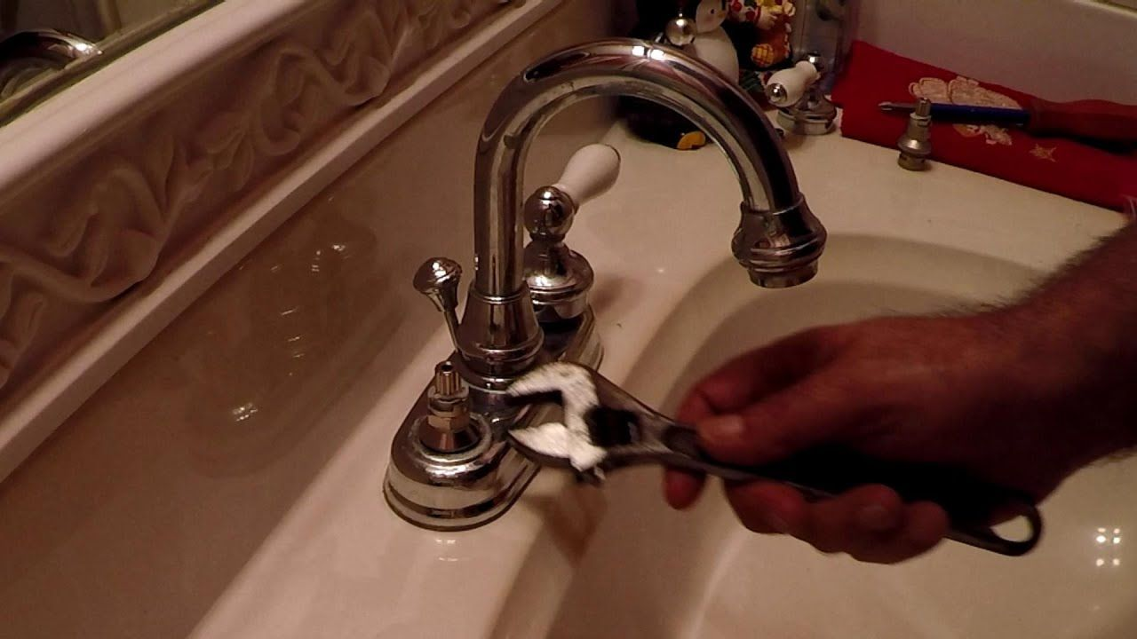 How To Fix A Leaky Dripping Faucet Pfister Price With Images Faucet Dripping Faucet Pfister