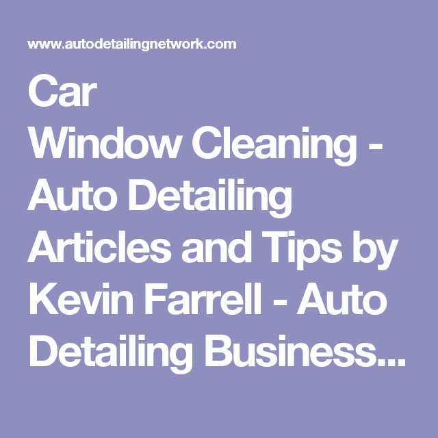 window cleaning marketing ideas
