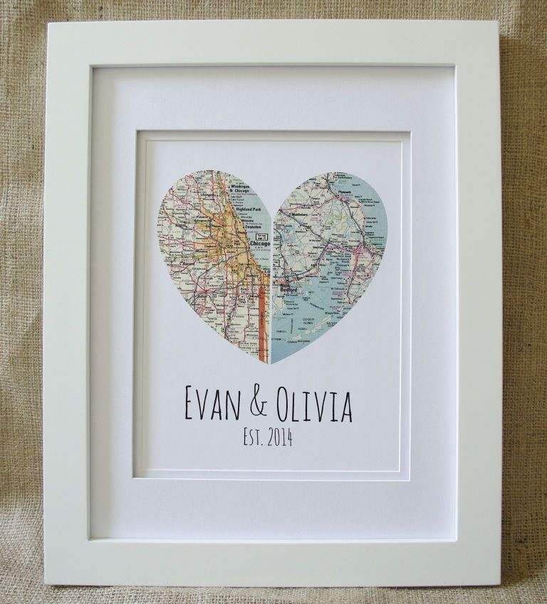 Thoughtful Wedding Gift Ideas: 20+ Personalized Wedding Gifts That Are Worth Going Off