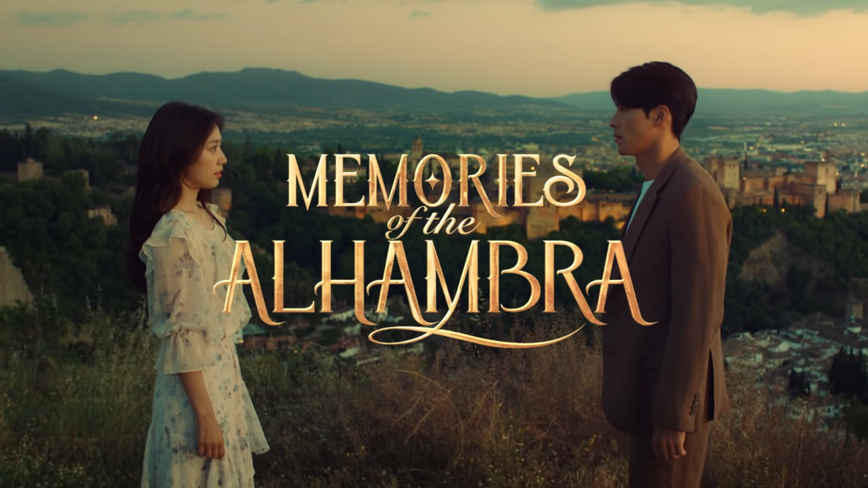 Znalezione obrazy dla zapytania memories of the alhambra banner