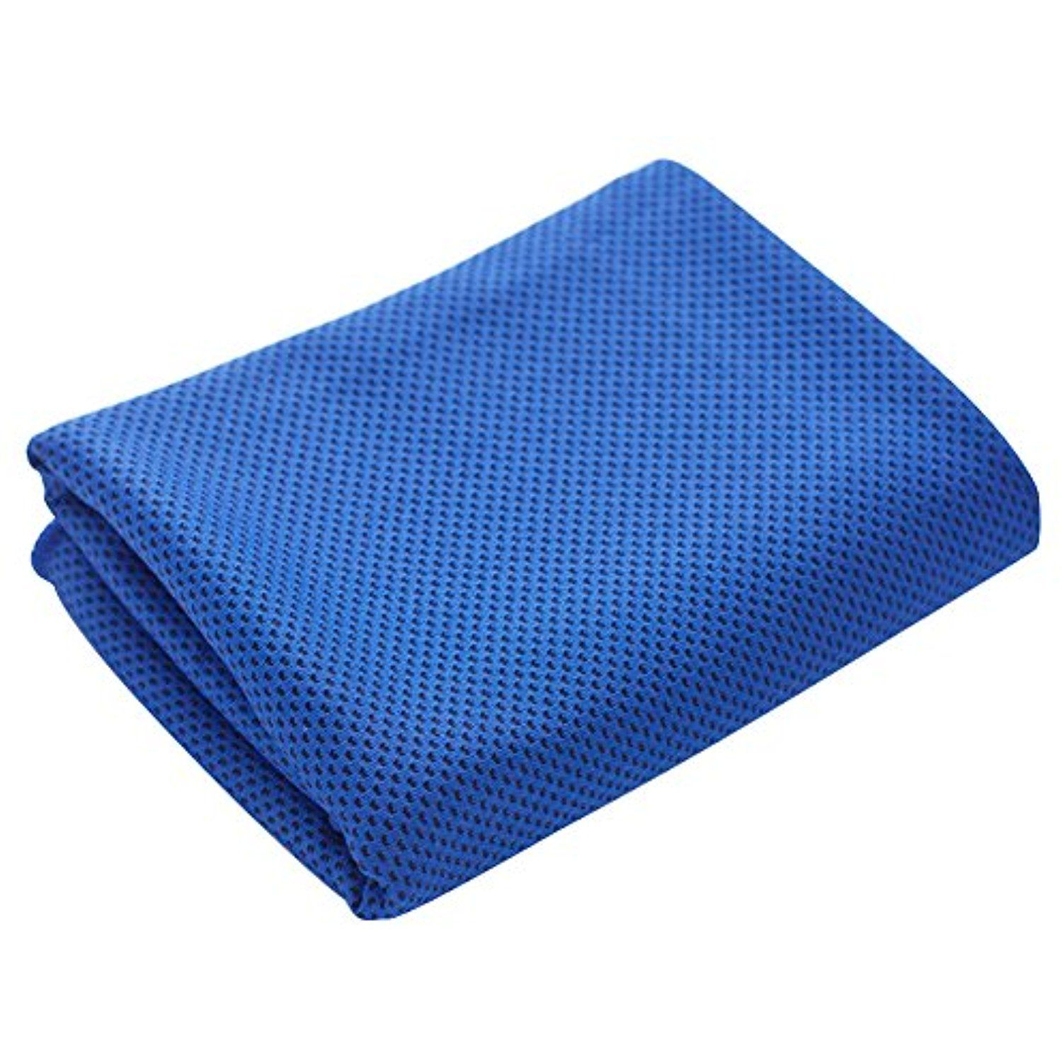 Lisli Microfiber Cooling Towel Yoga Sport Running Exercise Gym