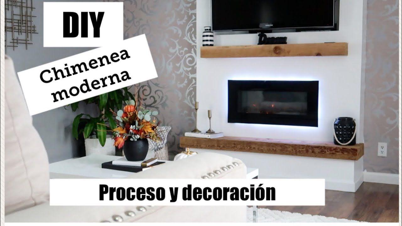 Como Instalar Un Televisor Sobre La Chimenea