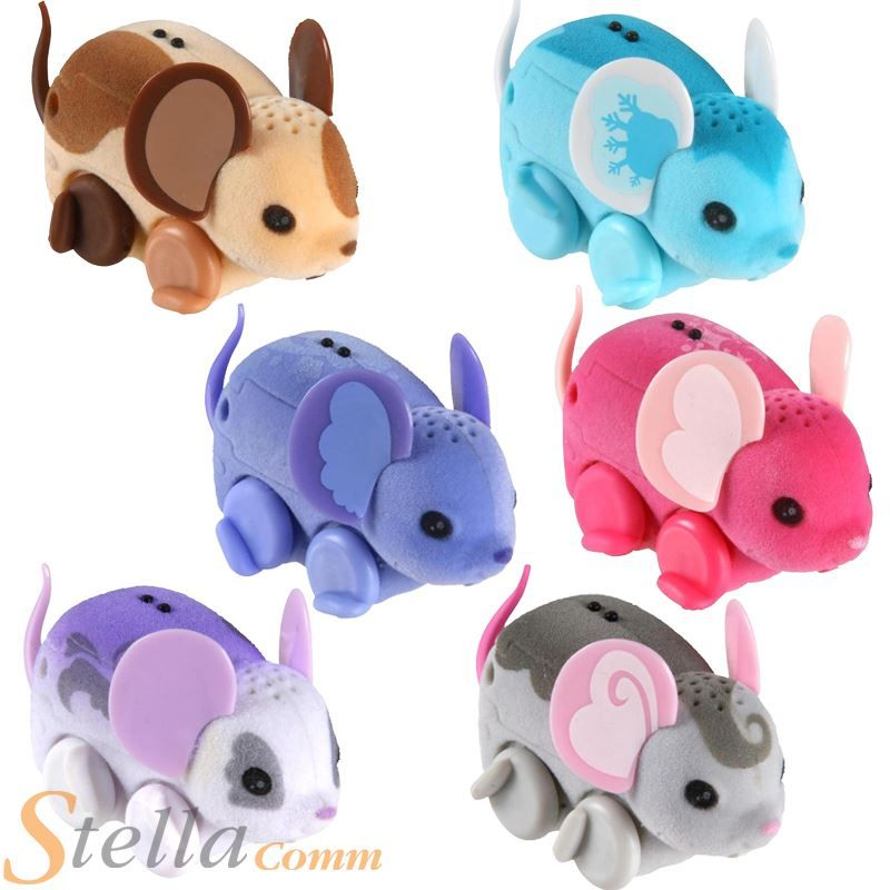 Little Live Pets Lil Mice Electronic Toy Pet Mouse Brand