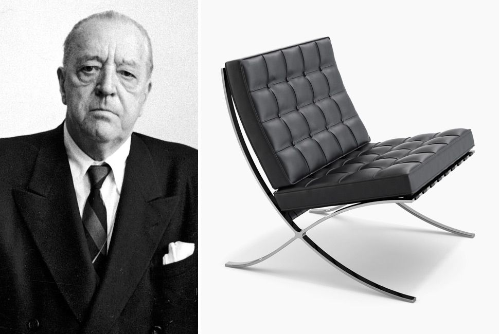 the 7 best chairs designed by architects pinterest architects
