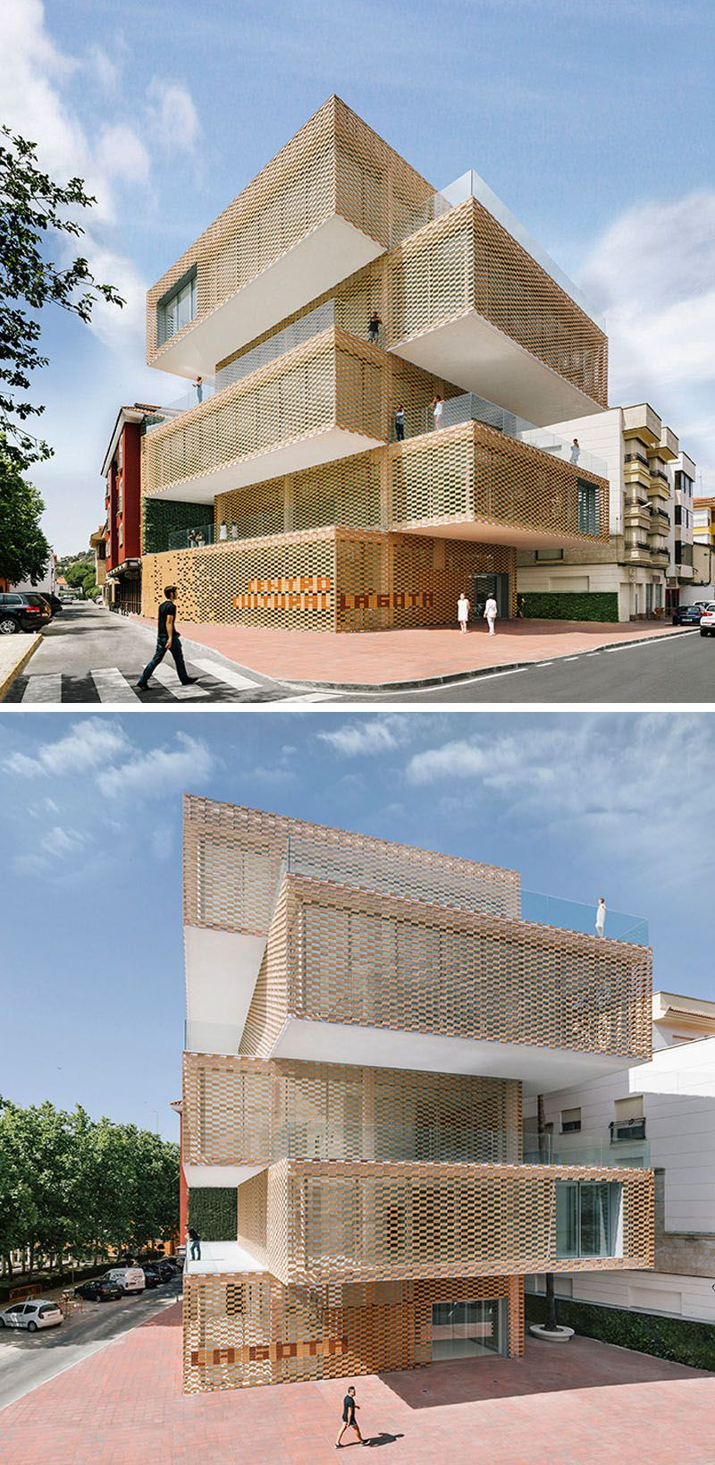 13 Architecturally Amazing Museums From Around The World Exterior Design Architecture Modern Architectural Styles