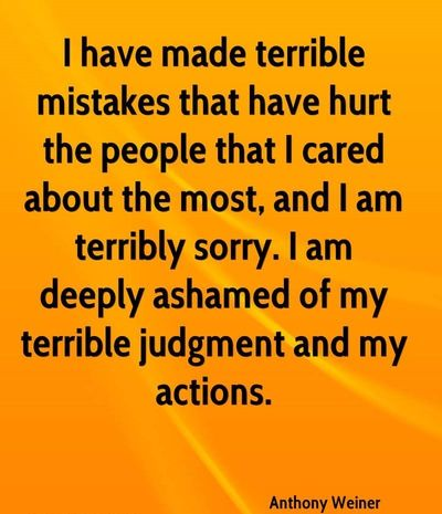 Say Sorry With These I Apologize For My Mistake Quotes Enkiquotes