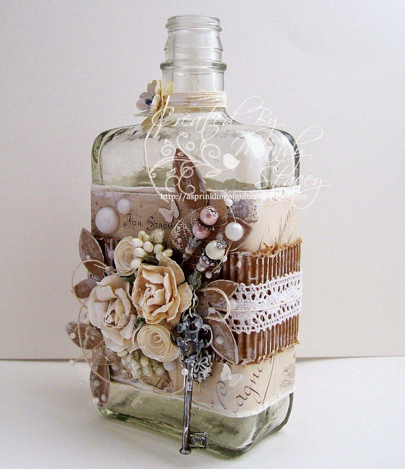 A sprinkling of glitter hedgehogs bottles simon says for Wine bottle crafts for sale