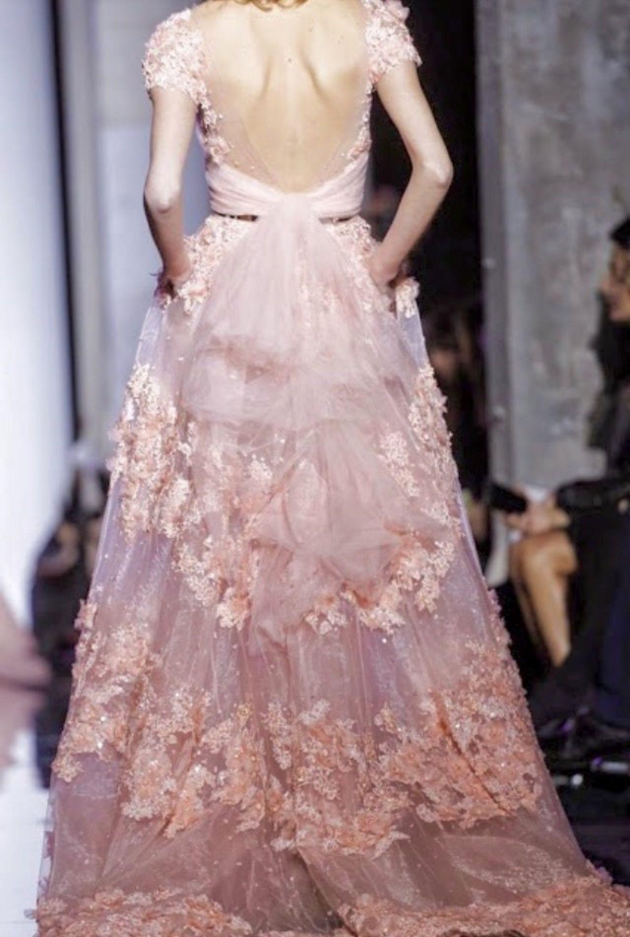 notordinaryfashion:  Elie Saab Haute Couture