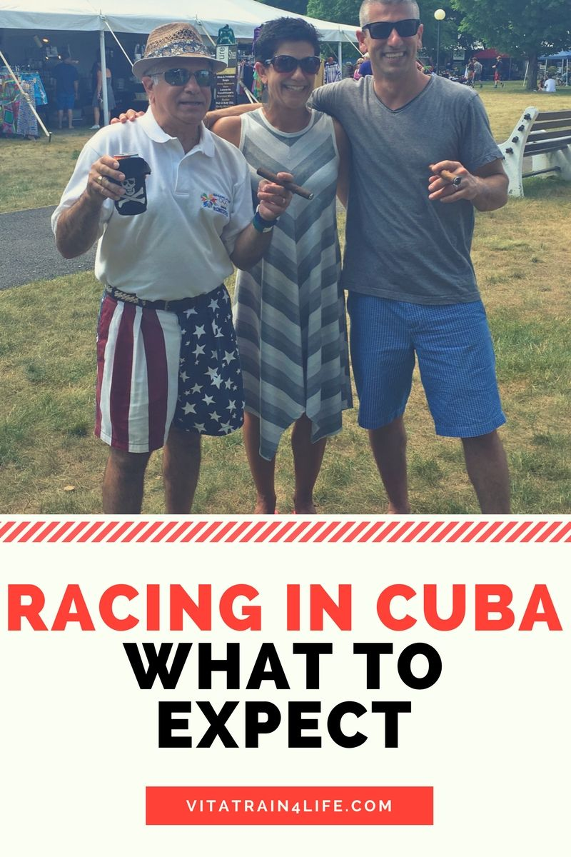I am one week away from leaving for Cuba and competing in the Havana Triathlon. Here's what I can expect in terms of the swim, bike, run and beyond!