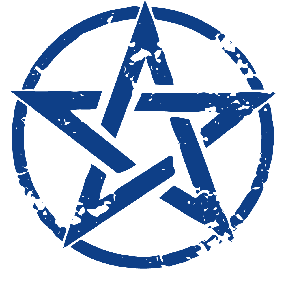 Pentagram As A Wiccanpagan Symbol Symbols And Meanings