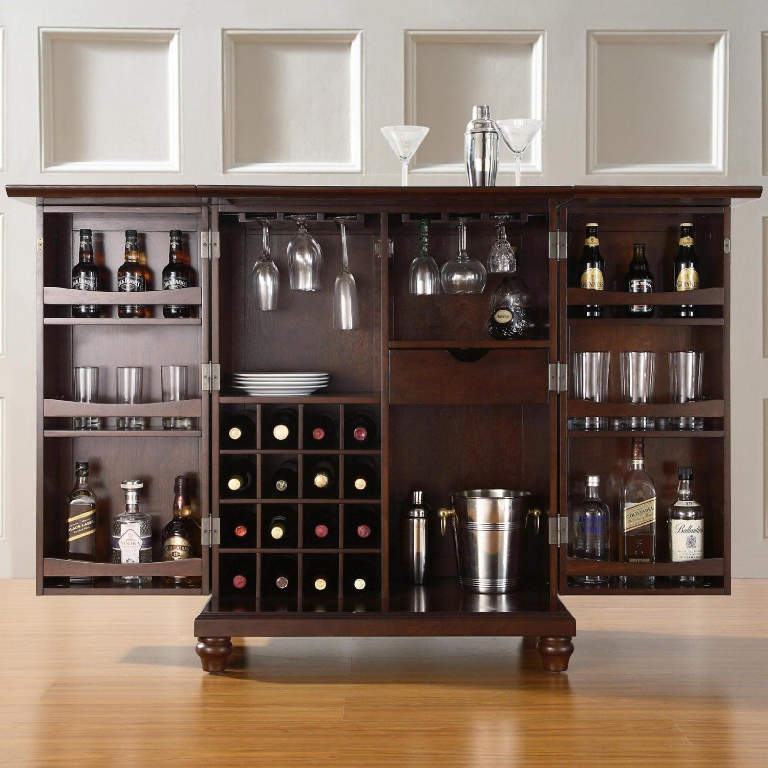 Small Home Bar Cabinet