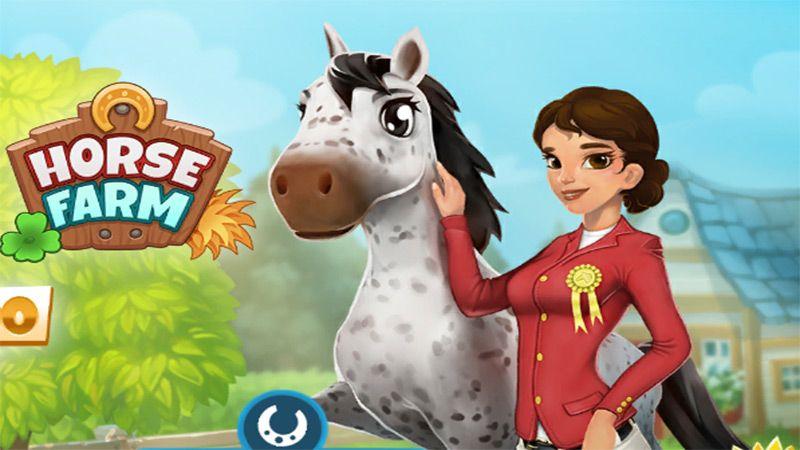 Horse Farm Game Horse farms, Horses, Horse games
