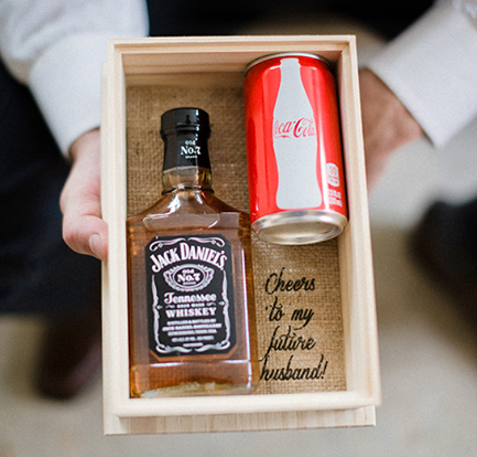 Wedding gift for my future wife
