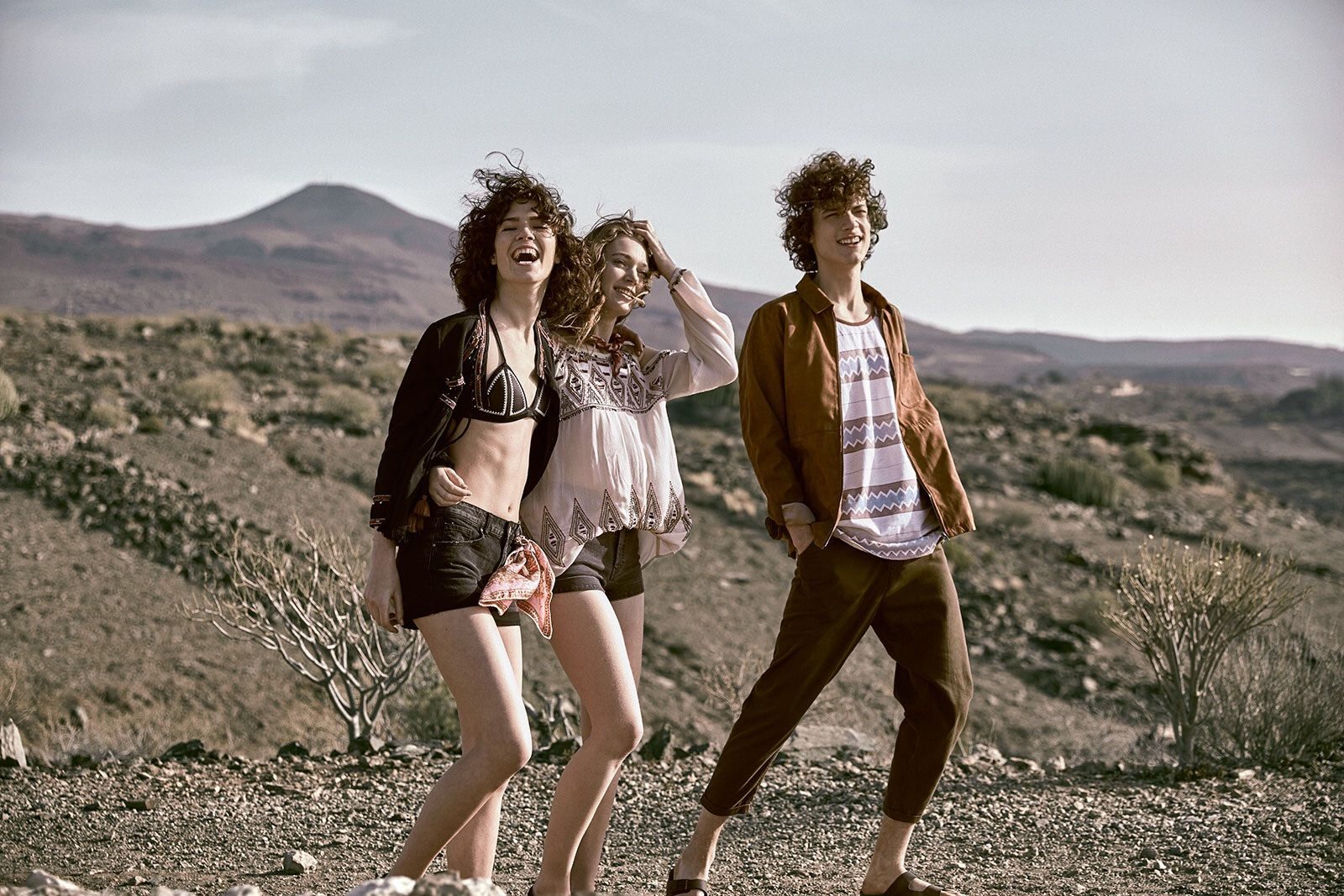 Introducing the Festival Collection by Pull and Bear.