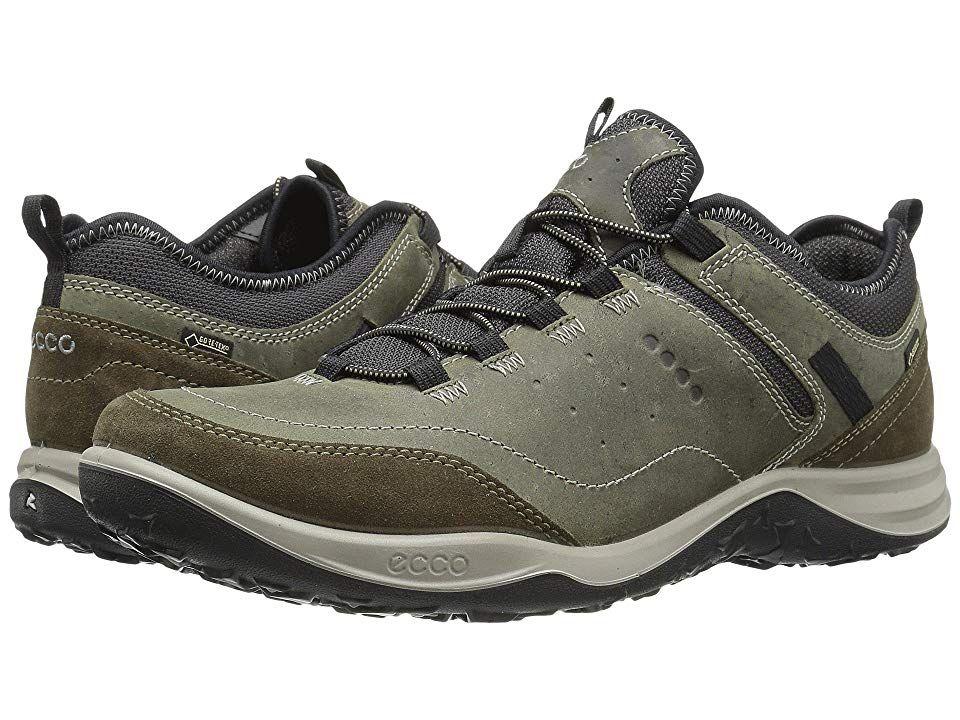 d0b1a76c ECCO Sport Espinho GTX (Tarmac/Tarmac) Men's Walking Shoes. Go hard ...